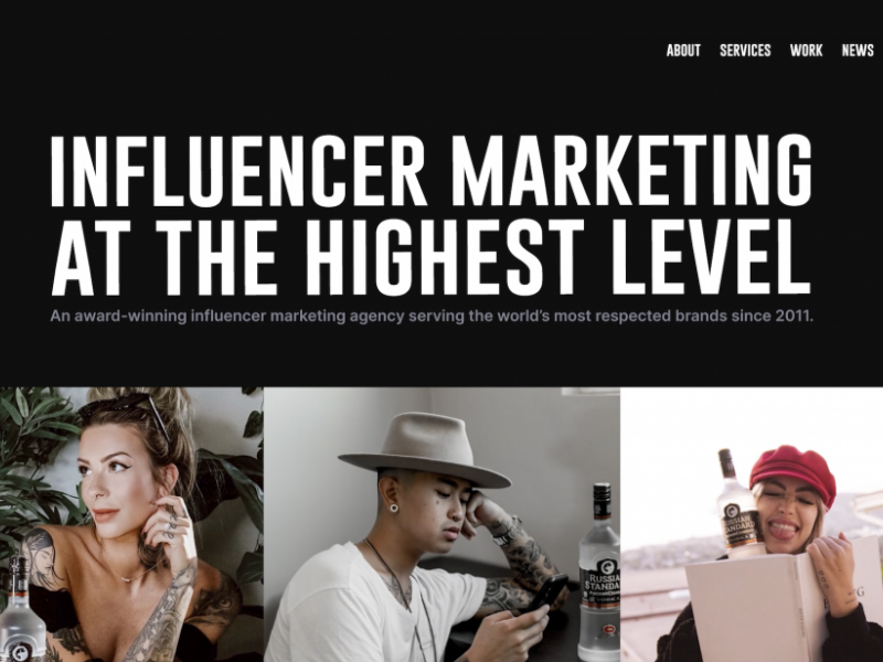 Influencer Marketing At The Highest Level
